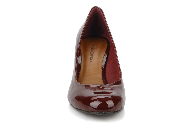 Escarpins COSMOPARIS Alienore Bordeaux vue portées chaussures