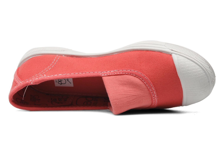Sneaker Le temps des cerises Basic 01 rosa ansicht von links