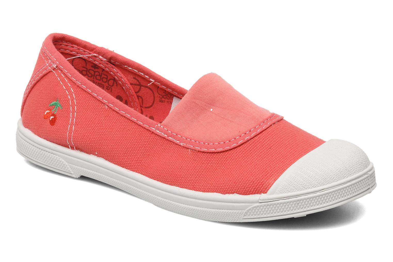Sneaker Le temps des cerises Basic 01 rosa detaillierte ansicht/modell