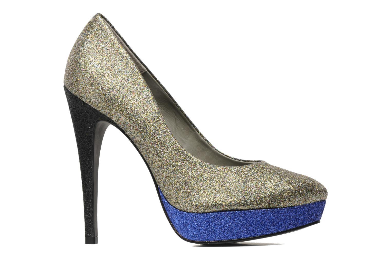 High heels Studio TMLS Pistols Bronze and Gold back view