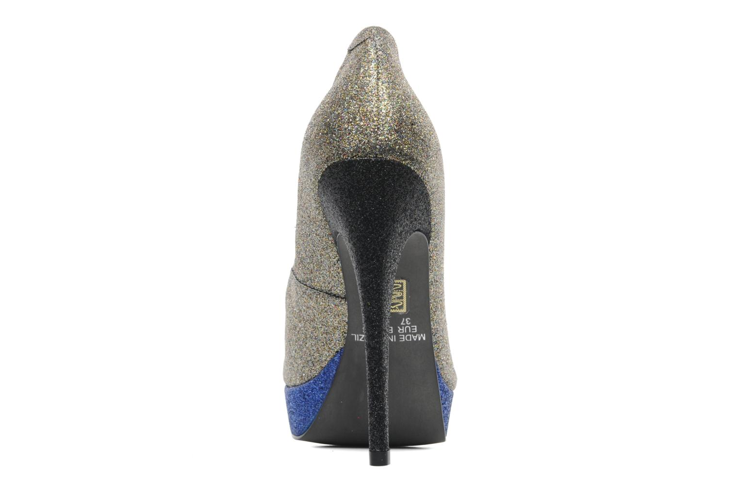 High heels Studio TMLS Pistols Multicolor view from the right