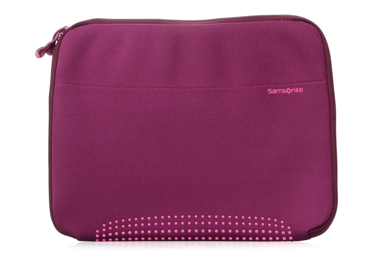 Petite Maroquinerie Samsonite Aramon laptop sleeve 15,6 Violet vue détail/paire