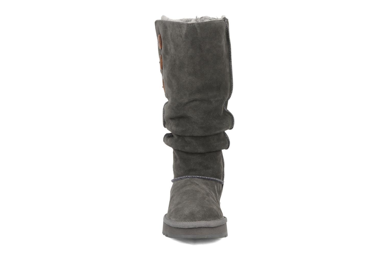 Støvler & gummistøvler Skechers Keepsakes br 47220 Grå se skoene på