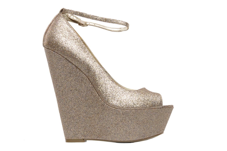 Zapatos de tacón Carvela Grass Oro y bronce vistra trasera