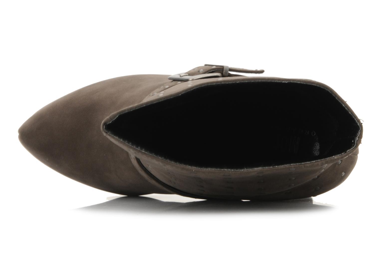 Stiefeletten & Boots Morgan Mael grau ansicht von links
