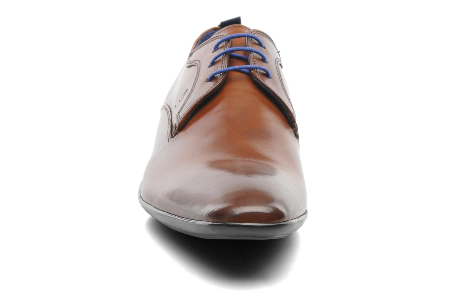 Lace-up shoes Azzaro Giant Brown model view