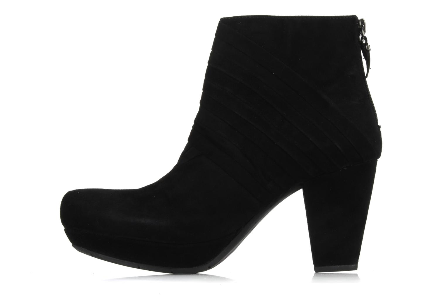Ankle boots Earthies Earthies jasko Black front view