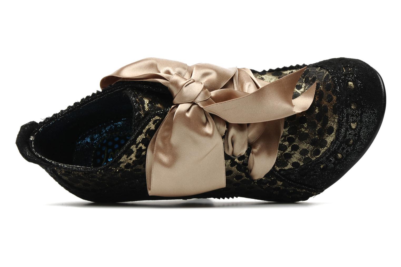 Chaussures à lacets Irregular Choice Abigails party Or et bronze vue gauche