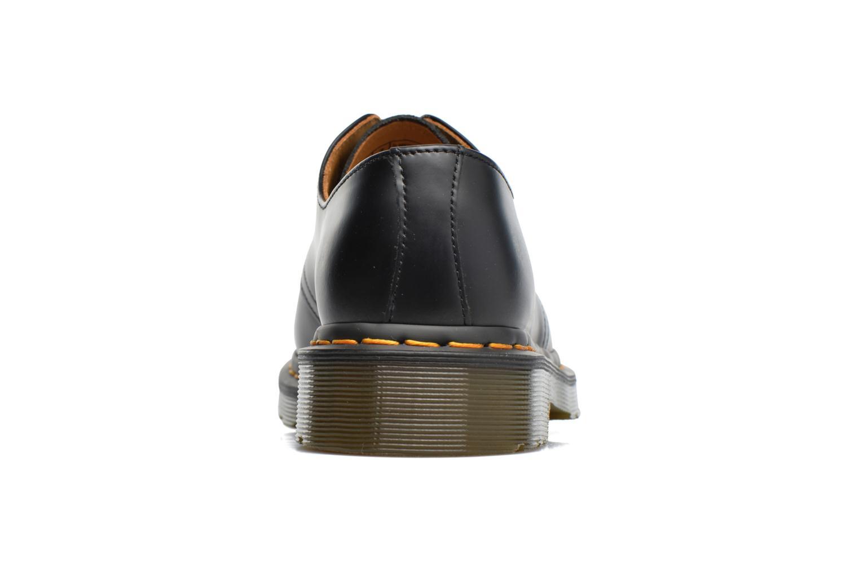 Scarpe con lacci DR. Martens 1461 w Nero immagine destra