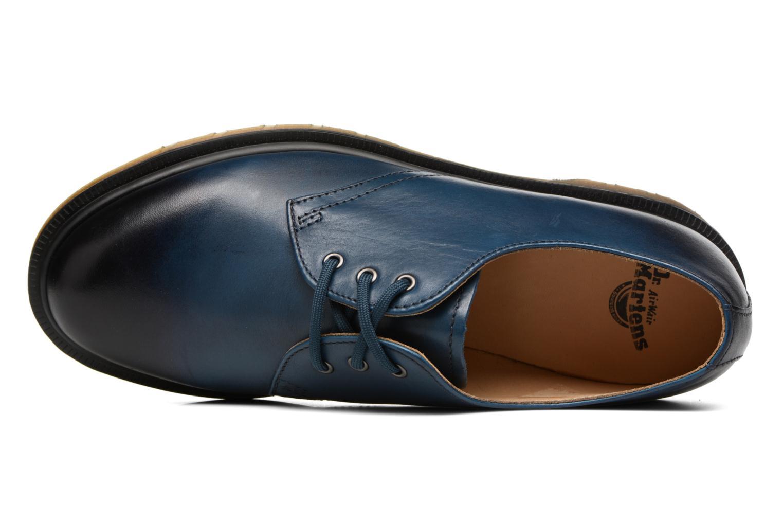 Chaussures à lacets Dr. Martens 1461 W Bleu vue gauche