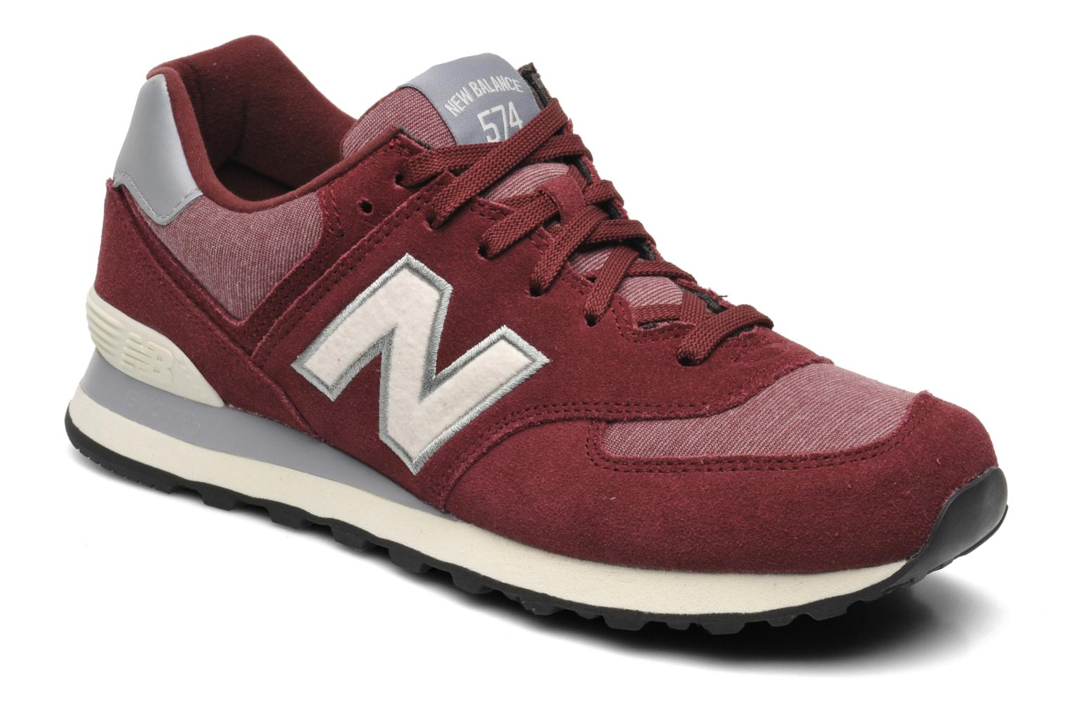 new balance bordeaux ml574