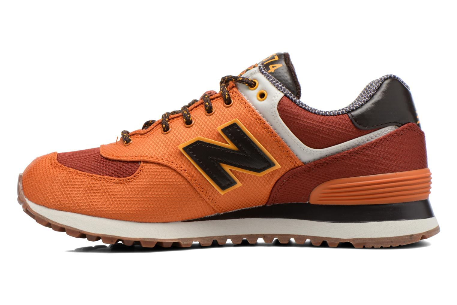 Gold New Balance Ml574 (Jaune)