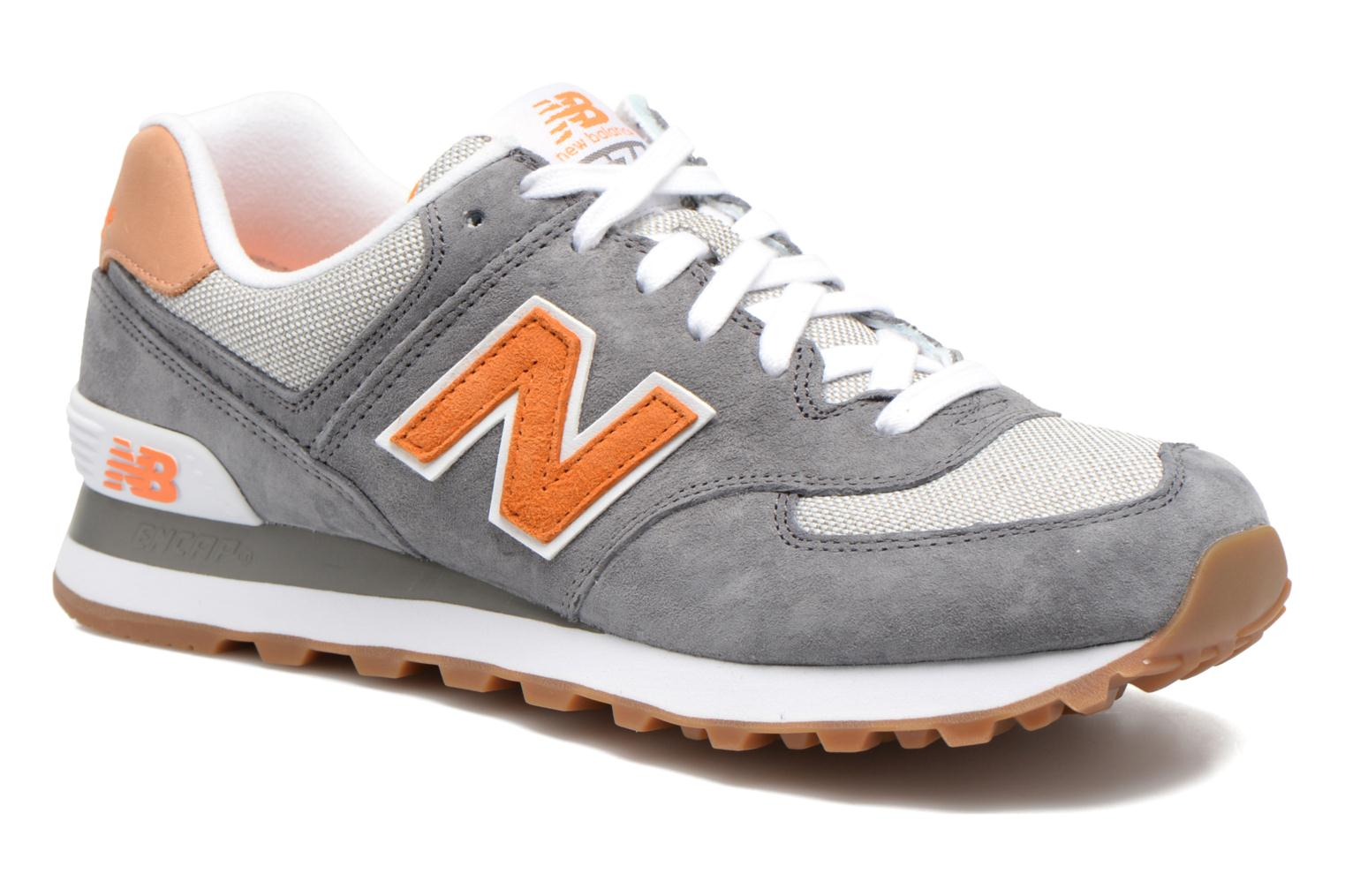 Nimbus Cloud New Balance Ml574 (Gris)