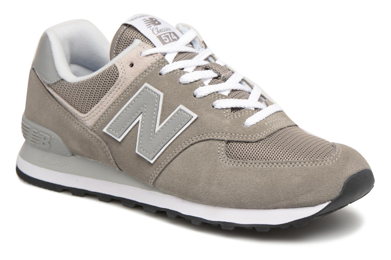 Grandes descuentos últimos zapatos New Balance Ml574 (Gris) - Deportivas Descuento