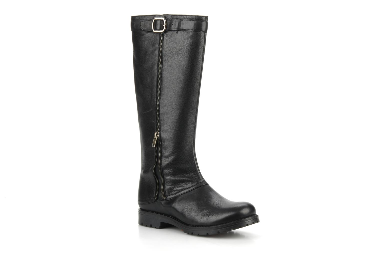 Boots & wellies Georgia Rose Damone Black detailed view/ Pair view