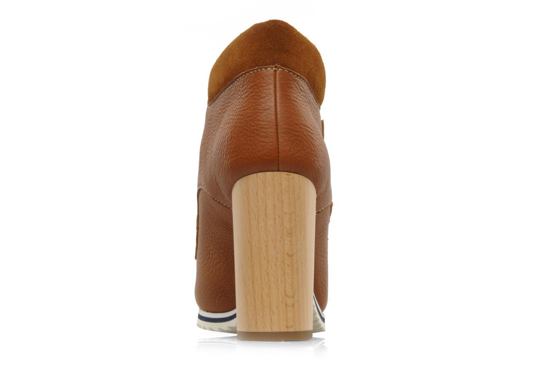 Bottines et boots See by Chloé Gramercy Park Marron vue droite