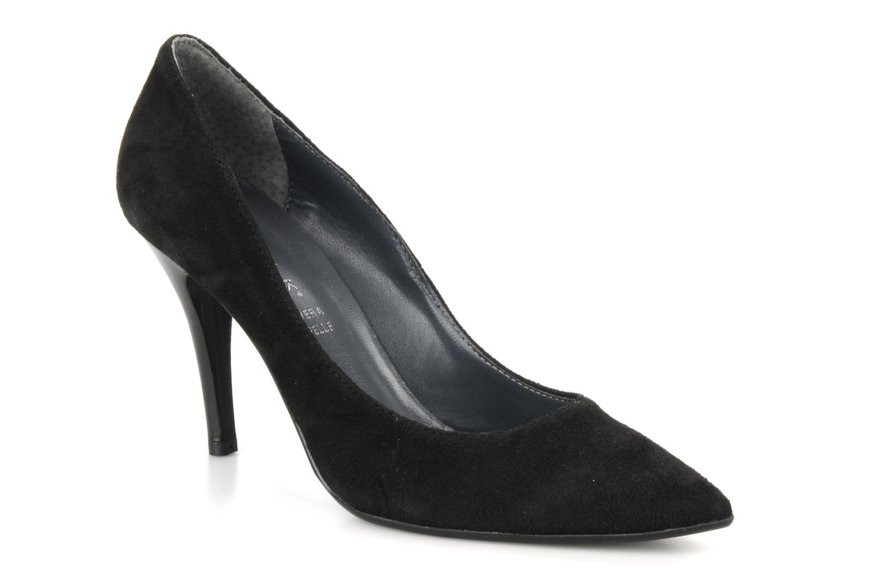 Grandes descuentos últimos zapatos Jonak Trilou (Negro) - Zapatos de tacón Descuento