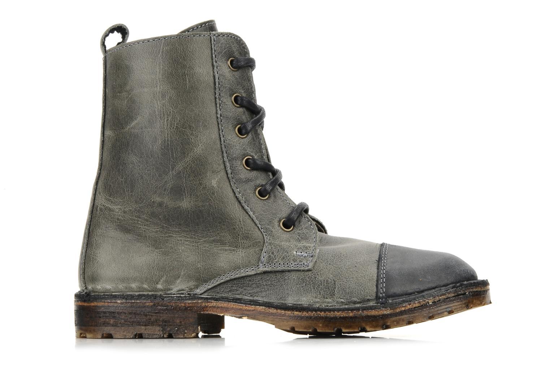 Bottines et boots C'Entre Maman & Moi! Mitad Gris vue derrière