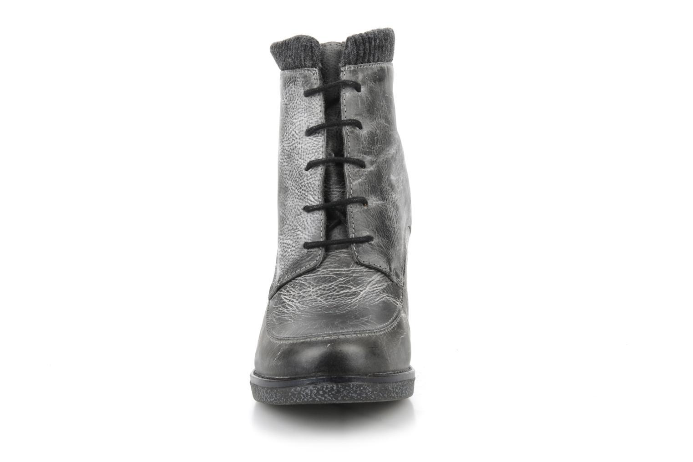 Stiefeletten & Boots Castaluna Mildred L grau schuhe getragen