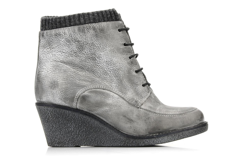 Bottines et boots Castaluna Mildred XL Gris vue derrière