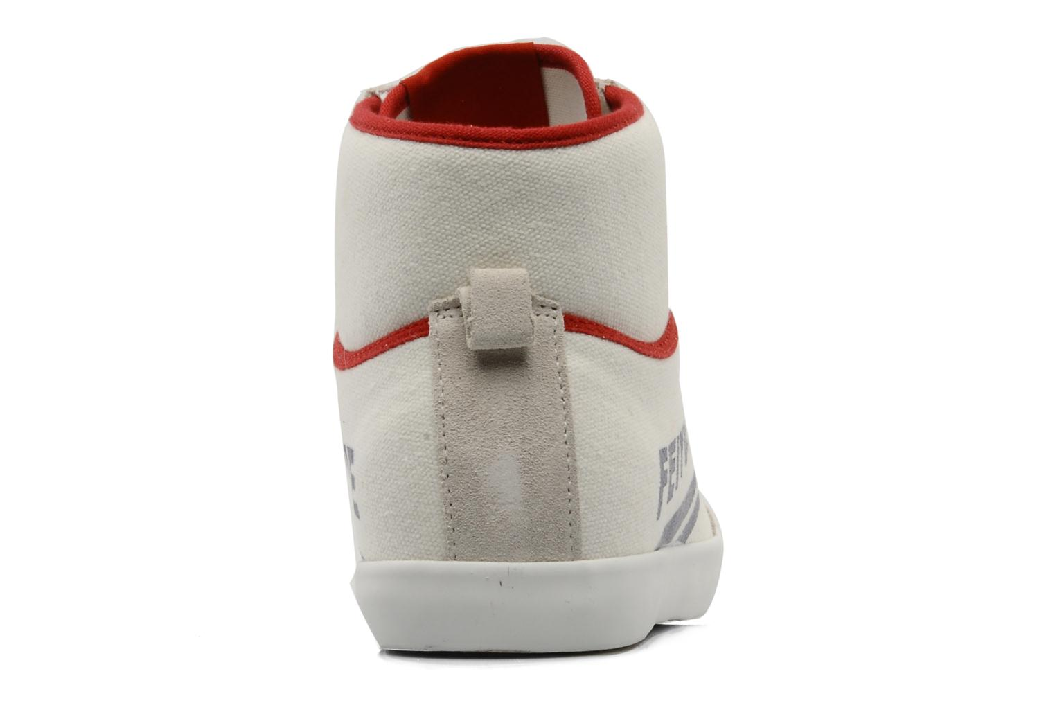 Feiyue A.S High W White blue red