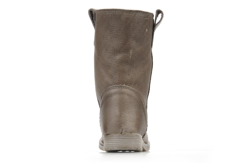 Bottines et boots Jonak Mariana Gris vue droite