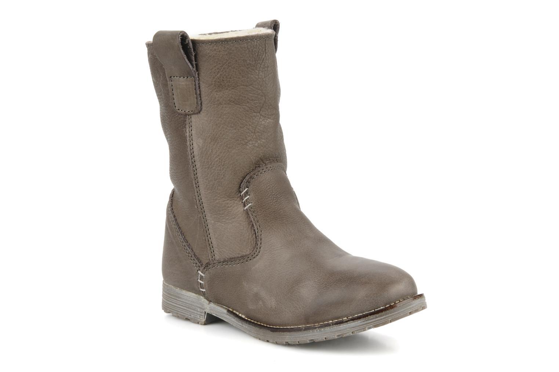 Bottines et boots Jonak Mariana Gris vue détail/paire