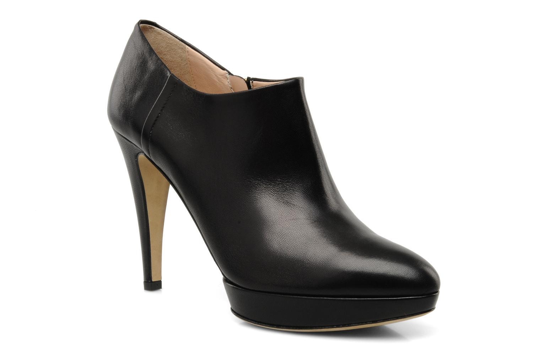 Boots en enkellaarsjes Boss Black Naruki Zwart detail