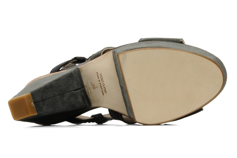Sandalen Surface To Air Louna Art Deco grau ansicht von oben