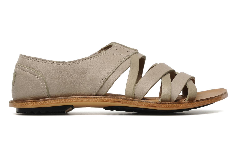 Sandali e scarpe aperte Sorel Lake Shoe Beige immagine posteriore