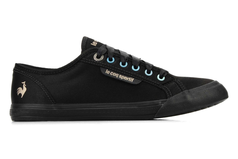 Sneakers Le Coq Sportif Deauville plus satin shaded W Nero immagine posteriore