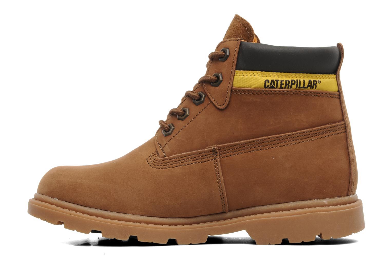 Stiefeletten & Boots Caterpillar Colorado Plus braun ansicht von vorne