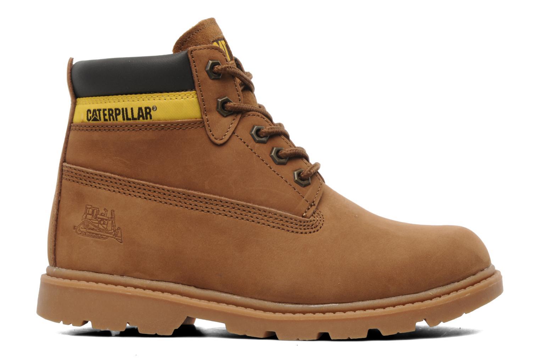 Stiefeletten & Boots Caterpillar Colorado Plus braun ansicht von hinten