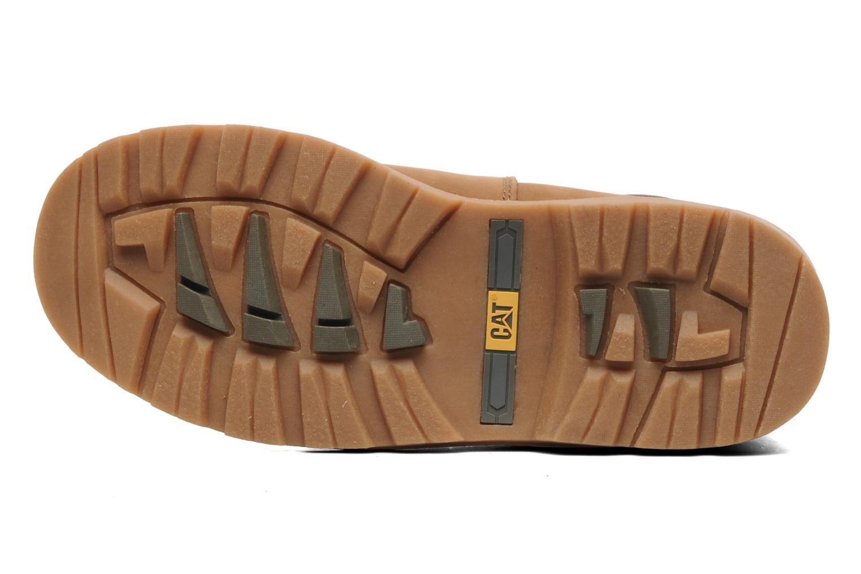 Stiefeletten & Boots Caterpillar Colorado Plus braun ansicht von oben