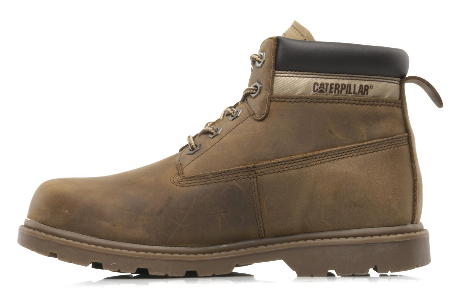 Bottines et boots Caterpillar Colorado Plus Marron vue face