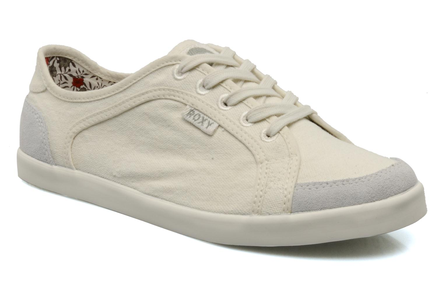Trainers Roxy Sneaky Dye 2 Beige detailed view/ Pair view