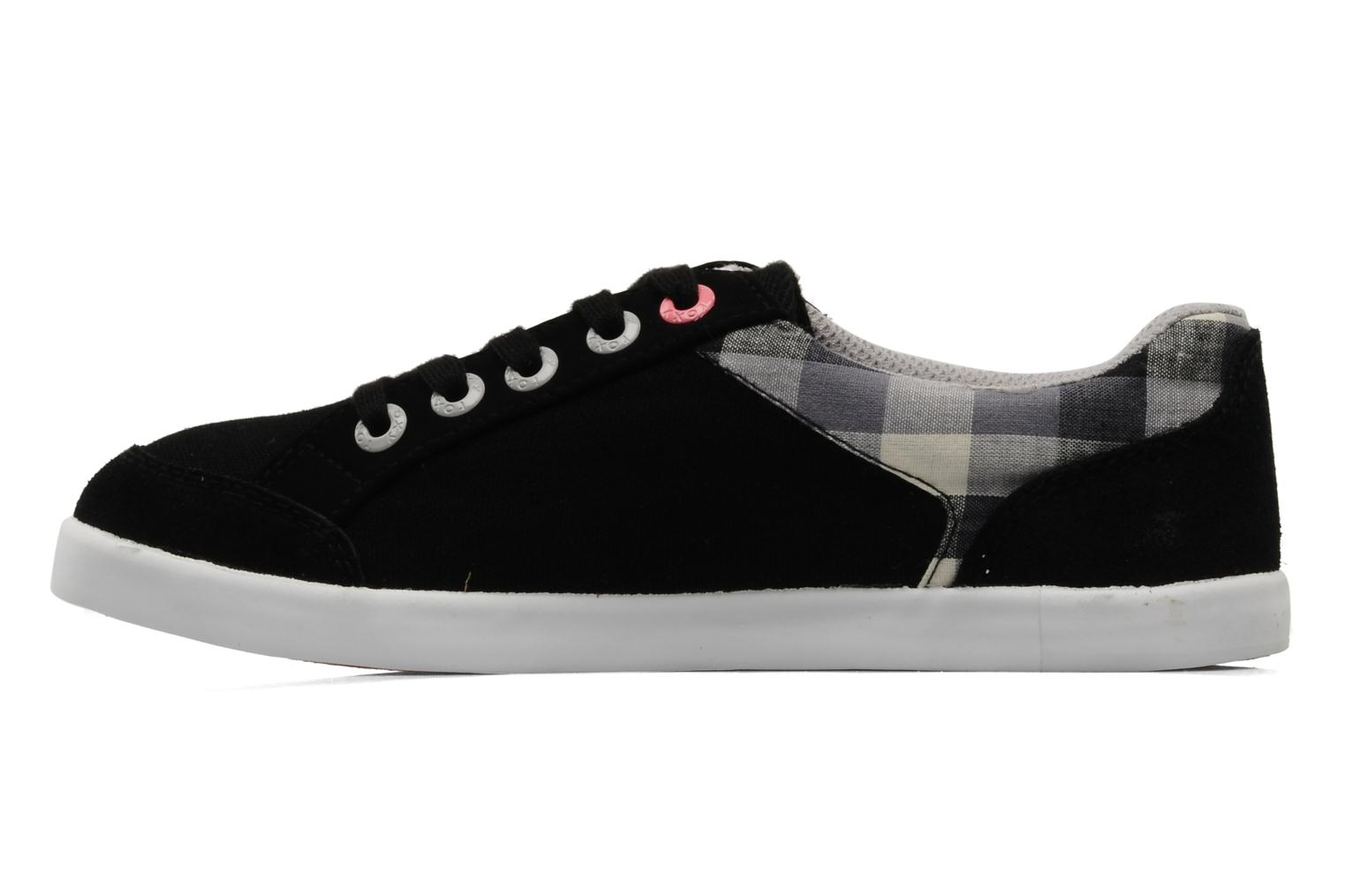 Trainers Roxy Sneaky 2 Black front view