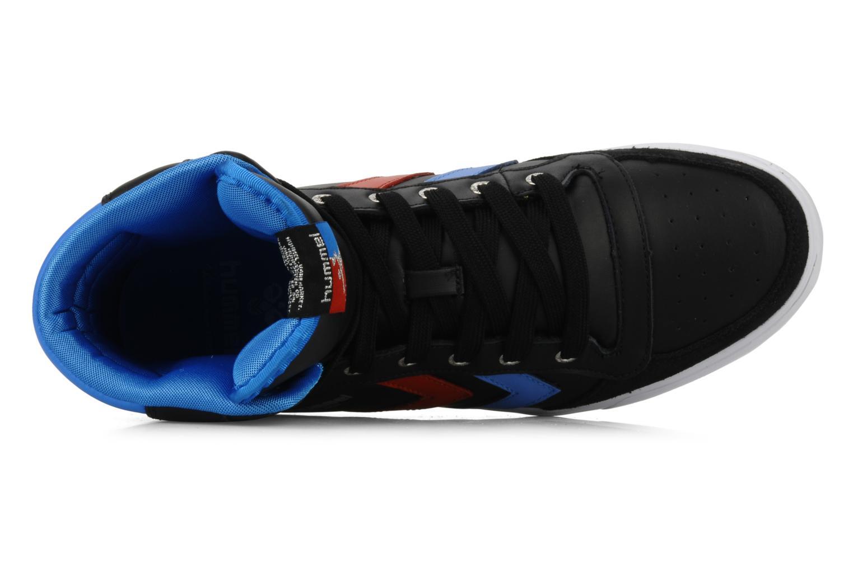 Stadil High Black-Brilliant Blue-Ribbon Red
