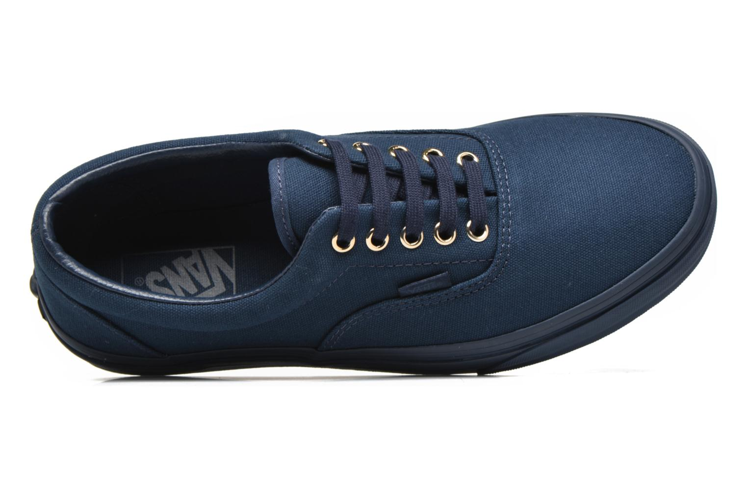 Sneakers Vans Era Blauw links
