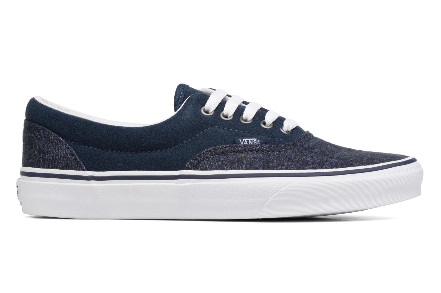 Trainers Vans Era Blue back view