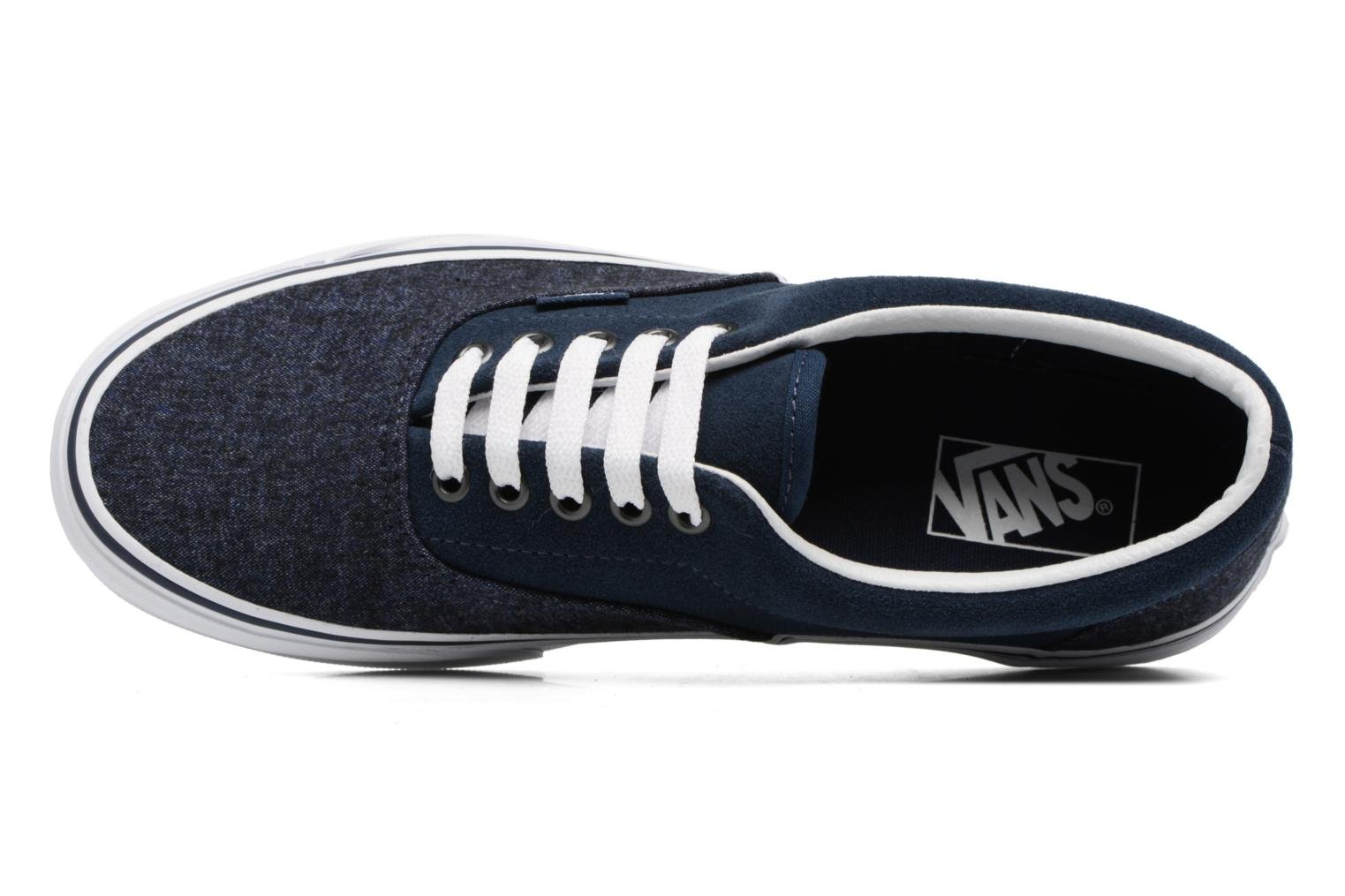 Trainers Vans Era Blue view from the left