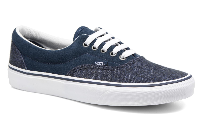 Sneaker Vans Era blau detaillierte ansicht/modell