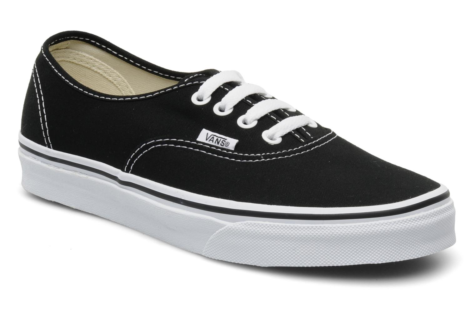 Authentic w Black