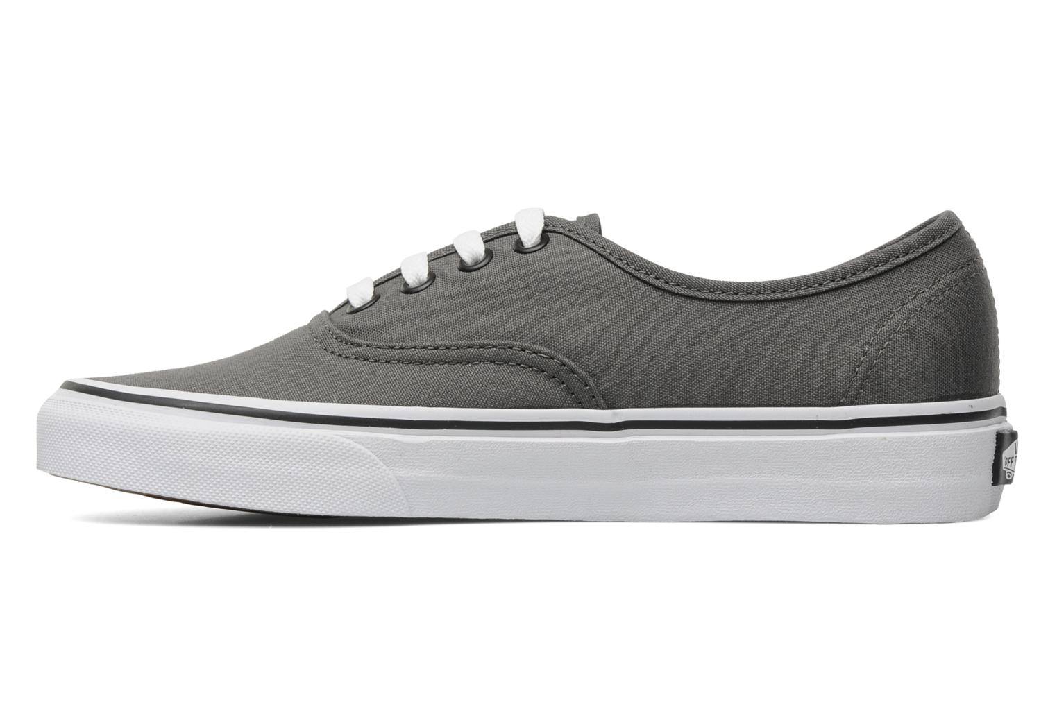 Trainers Vans Authentic w Grey front view