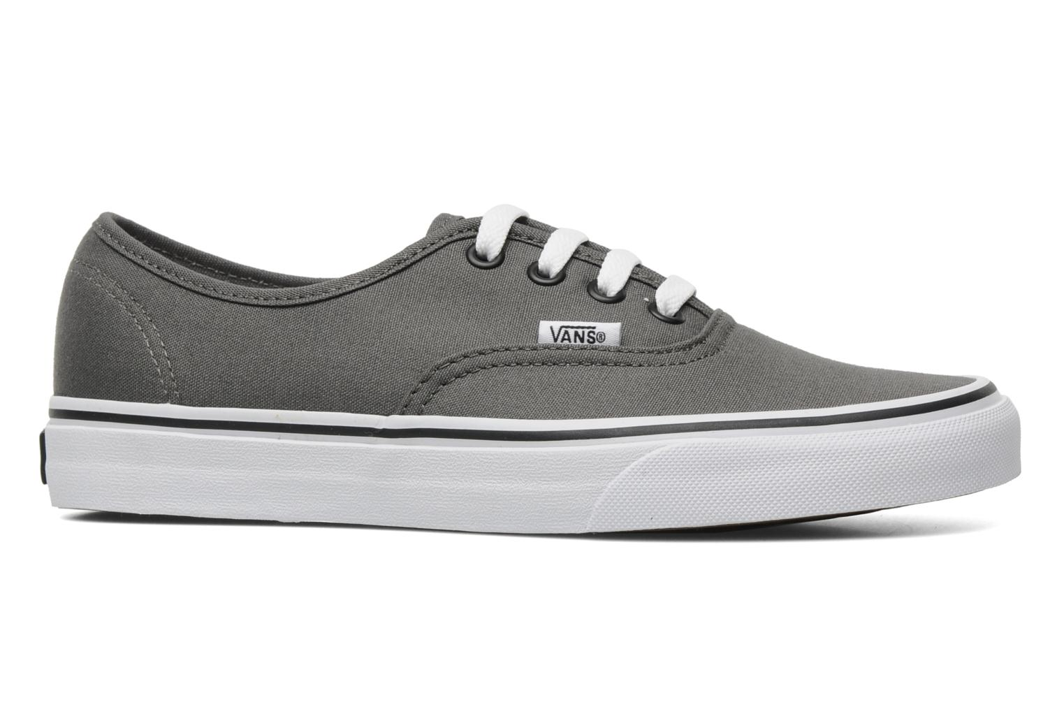 Trainers Vans Authentic w Grey back view