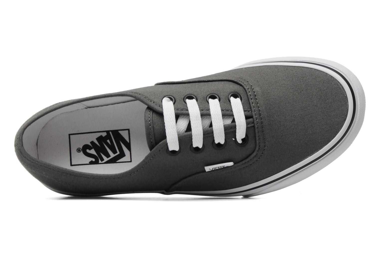 Sneakers Vans Authentic w Grijs links