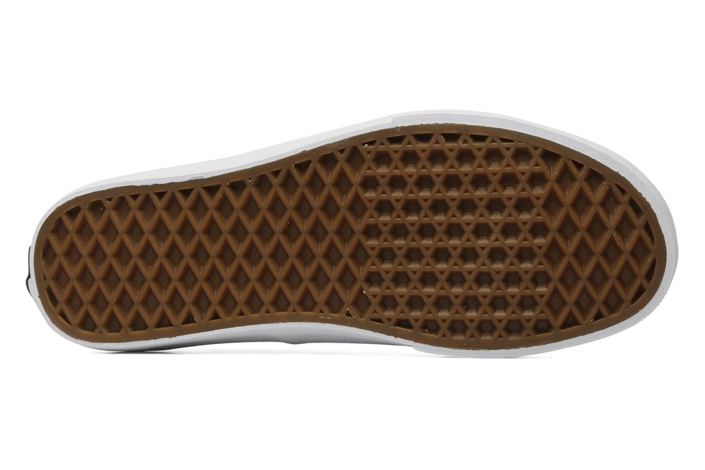Sneaker Vans Authentic w grau ansicht von oben