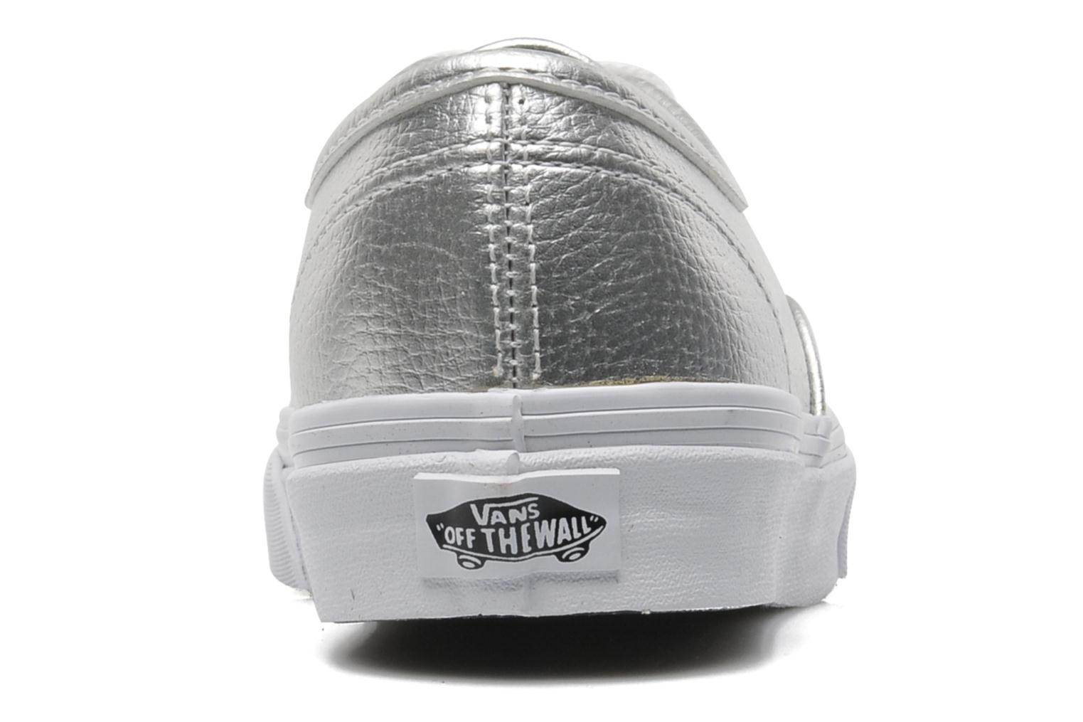 Authentic w (Glitter Leather) Black