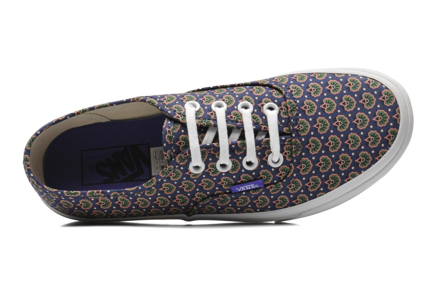 Authentic w (Liberty) floral/navy