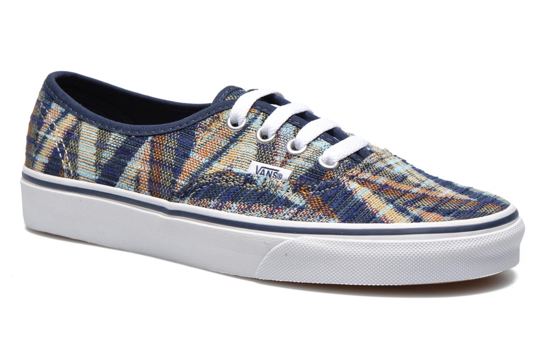 Sneaker Vans Authentic w mehrfarbig detaillierte ansicht/modell